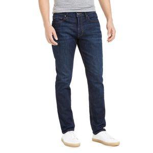 NEW Michael Kors Parker Slim Fit Stretch Blue Jean